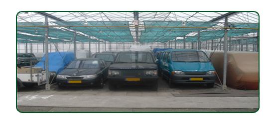 Auto stallen amsterdam